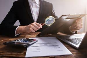Steuerliche Außenprüfung